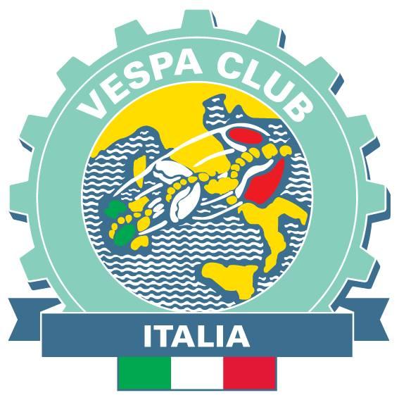 Nuovo logo Vespa Club Italia.
